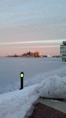 frozen harbor 1