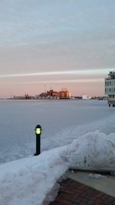 frozen harbor 1